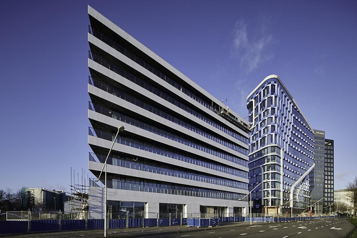 Mitsubishi Nederland huurt 800 m² kantoorruimte in 500 Beethovenstraat op de Zuidas