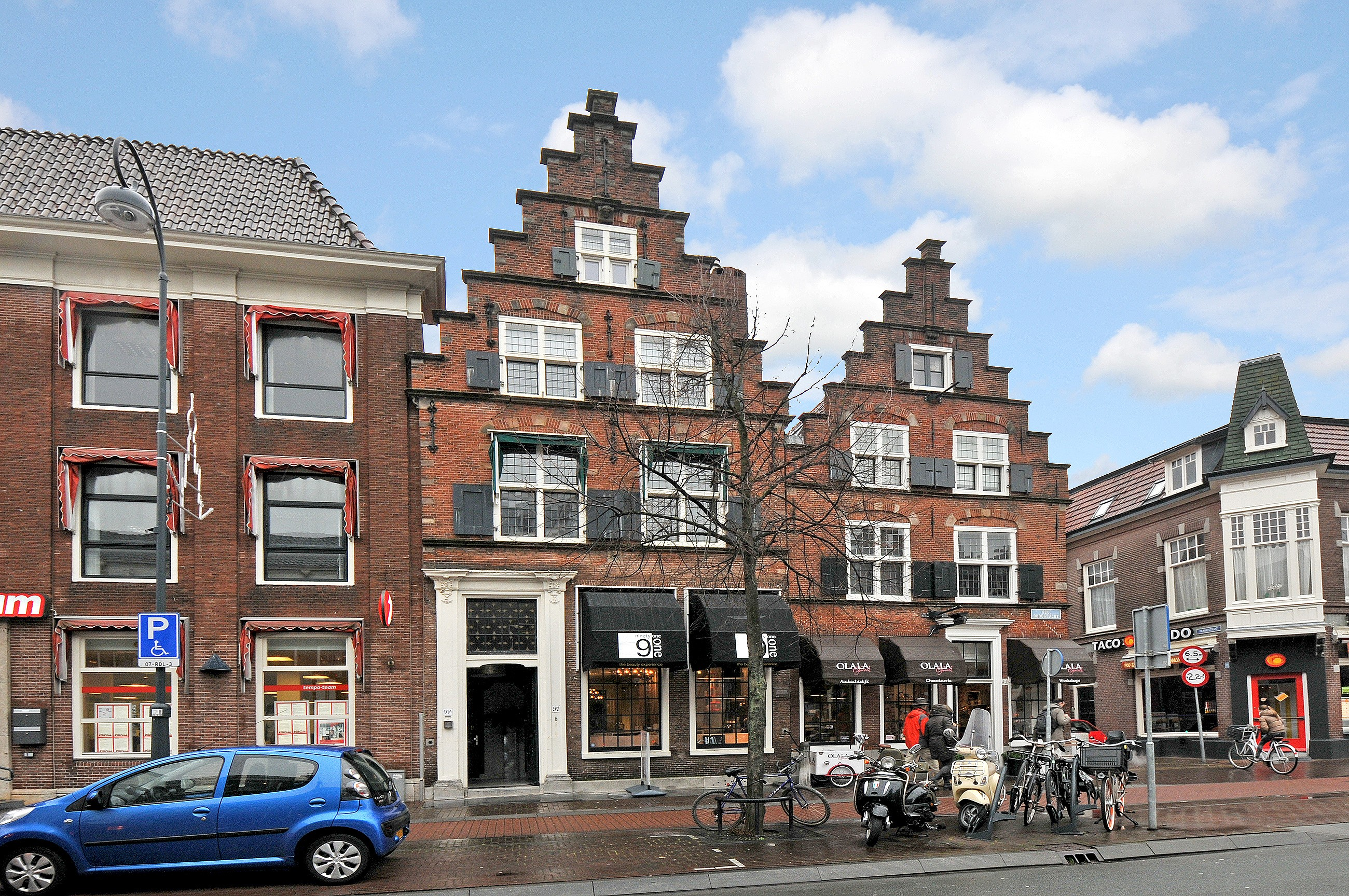 Aerdenburgh Holding verkoopt objecten in Haarlem