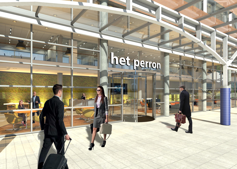 Connexxion verhuist naar het Stationsplein in Hilversum