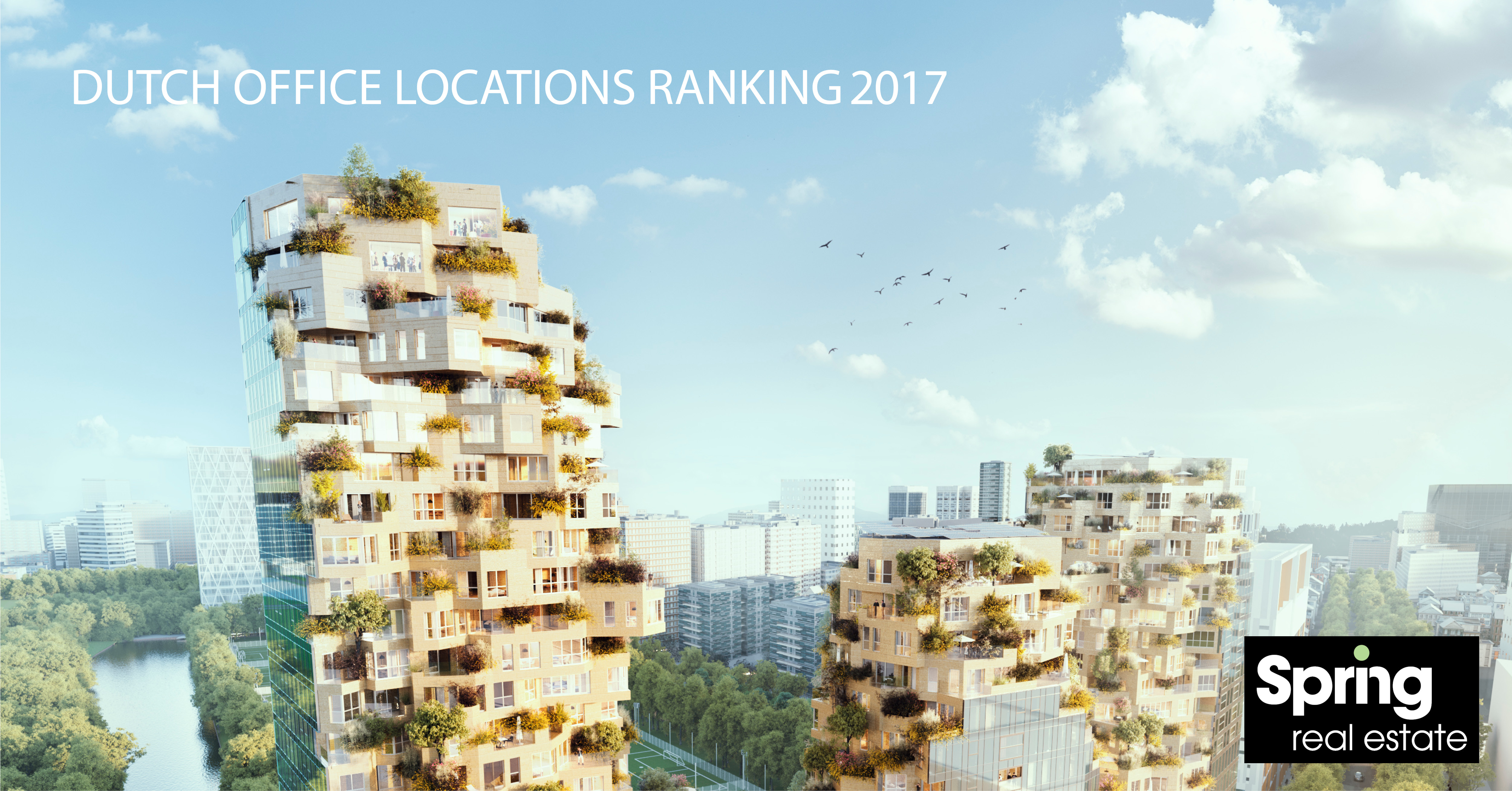 Dutch Office Locations Ranking 2017