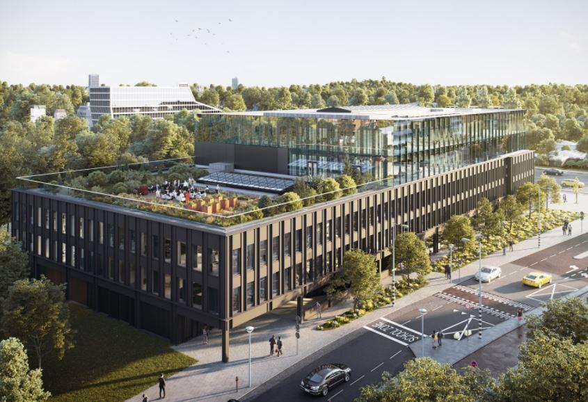 Software Improvement Group verhuist naar Edge Olympic in Amsterdam