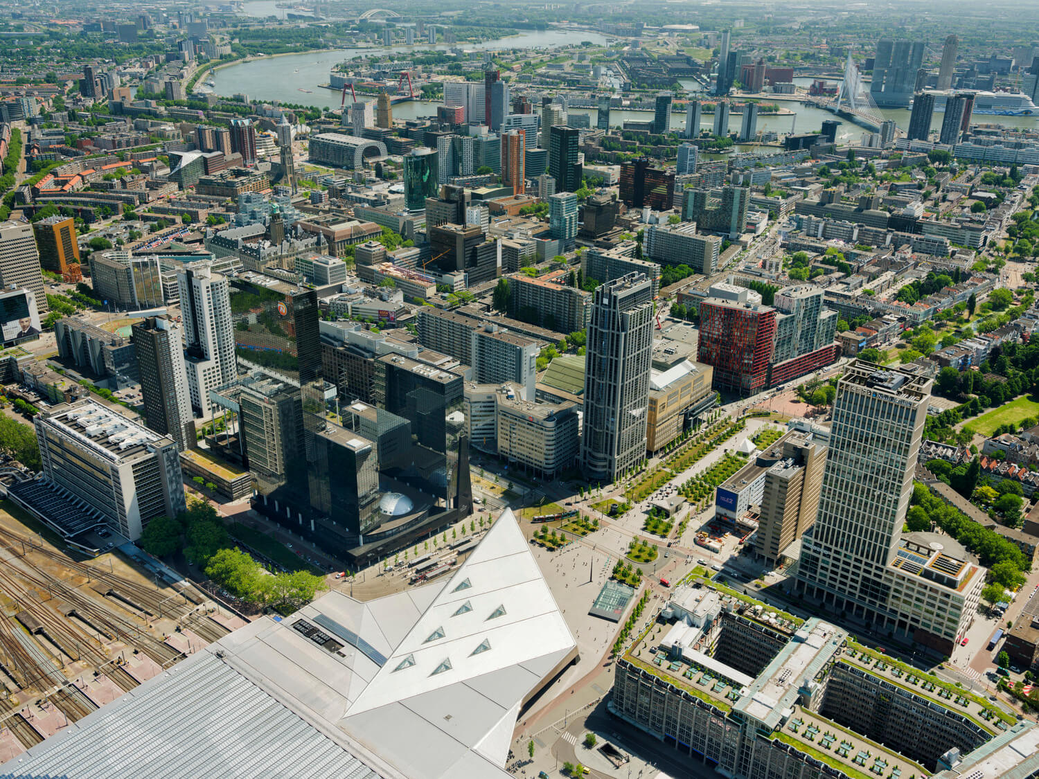 Quick Scan: Rotterdam Central Business District