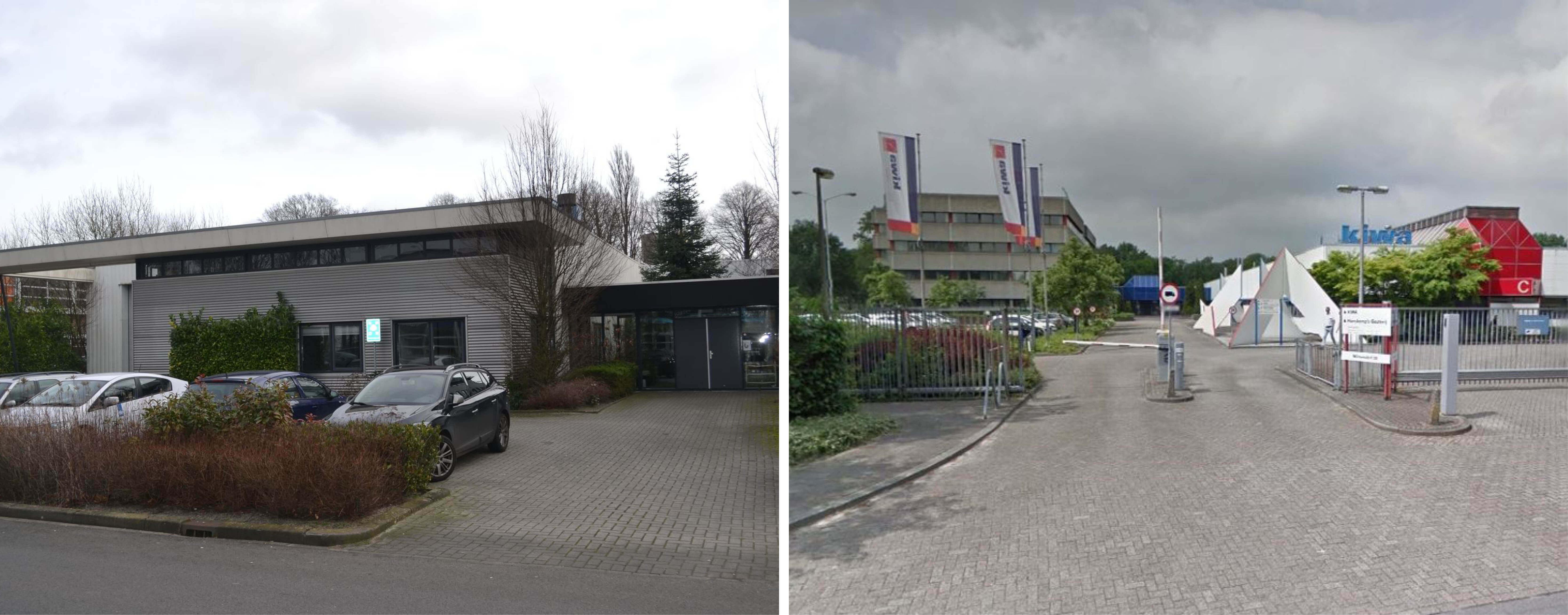 Twee vastgoedtransacties voor Kiwa Nederland