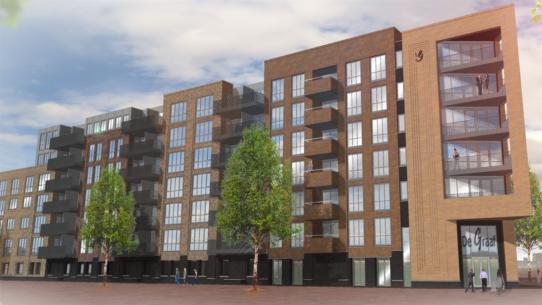 MN verwerft 100 appartementen in Arnhem