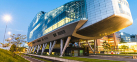 Simon-Kucher & Partners huurt 1.484 m2 kantoorruimte in Infinity op de Zuidas te Amsterdam.