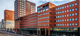 Union Street leased approximately 4.300 sq. m of office space in HS Building